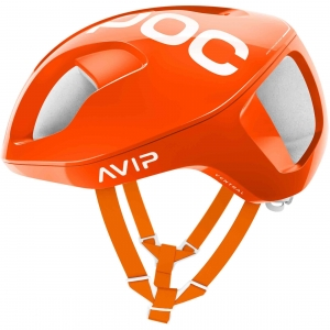 Kask Rowerowy POC - Ventral SPIN Zink Orange AVIP L: 56-61cm