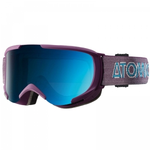 Gogle Atomic - Savor S ML Purple / Mid Blue