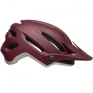 Kask rowerowy BELL 4Forty MIPS Virago Matte Gloss Maroon Slate Sand R: M(55–59cm)