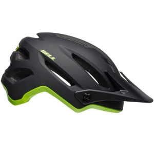 Kask rowerowy BELL 4Forty Cliffhanger Matte Gloss Black Green R: M(55–59cm)