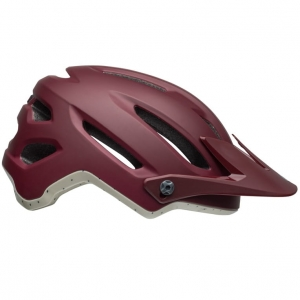 Kask rowerowy BELL 4Forty Virago Matte Gloss Maroon Slate Sand R: M (55-59 cm)