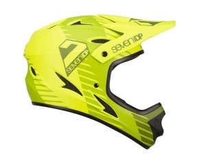 Kask rowerowy 7iDP M1 Tactic Lime Olive Green R: XL (60-61cm)
