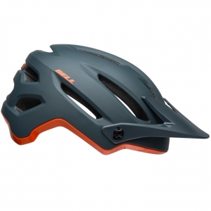 Kask rowerowy BELL 4Forty Cliffhanger Matte Gloss Slate Orange R: S (52–56 cm)