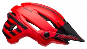Kask rowerowy BELL Sixer MIPS Fsthouse RED/BLACK  R: M (55-59 cm)