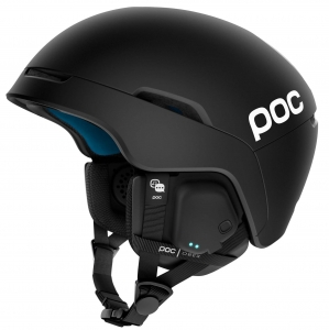Kask Narciarski POC Obex SPIN Communication Uranium Black M-L: 55-58cm