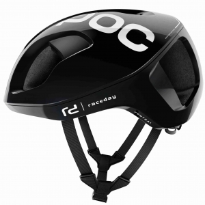 Kask Rowerowy POC - Ventral SPIN Uranium Black Raceday M: 54-59cm