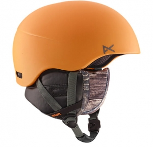 Kask Anon Burton - Helo 2.0 Rubble Orange - M: 57-59cm