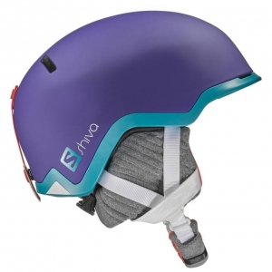 Kask damski Salomon - Shiva Purple - M(56,5-57,5cm)
