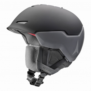 Kask Atomic - Revent + AMID Black - M(55-59cm)