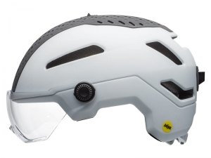 Kask rowerowy BELL Annex MIPS Shield Integrated Matte white R: S (52-56 cm)