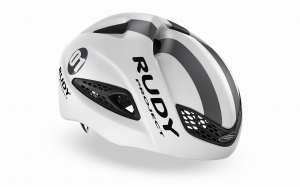 KASK ROWEROWY RUDY PROJECT BOOST 1 WHITE  GRAPHITE MATTE R: S - M (54 - 58 CM)