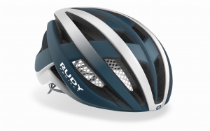 KASK ROWEROWY RUDY PROJECT VENGER ROAD PACIFIC BLUE  R: M (55-59CM)