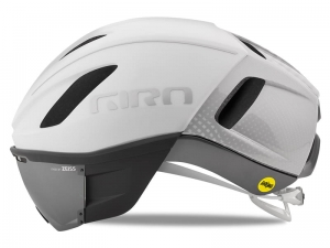 Kask rowerowy GIRO - VANQUISH INTEGRATED MIPS matte white silver R: M(55-59cm)