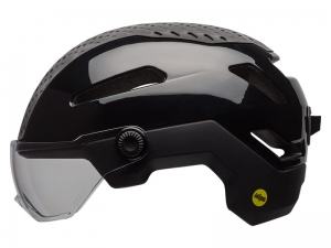 Kask rowerowy BELL Annex MIPS Shield Integrated Matte Gloss Black R: L(58-62 cm)