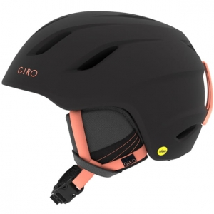 Kask damski GIRO Era Matte Black Peach Out R: M(55,5-59cm)
