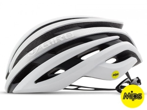 Kask rowerowy GIRO - Cinder MIPS Matte White: S(51-55cm)