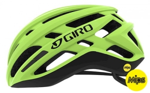 Kask rowerowy GIRO - AGILIS MIPS highlight yellow R: L(59-63cm)