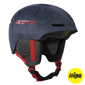 Kask Narciarski damski Scott - Track Plus MIPS Blue Nights R: M(55-59cm)