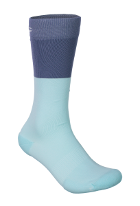 Skarpety rowerowe POC Essential Full Length Sock CALCITE BLUE/APOPHYLLITE GREEN R: S(37-38)