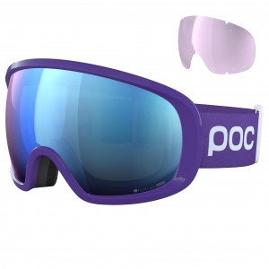 Gogle POC Fovea Clarity Comp Ametist Purple / Spektris Blue