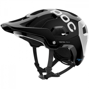 Kask Rowerowy POC - Tectal Race SPIN Black / White M/L: 55-58cm