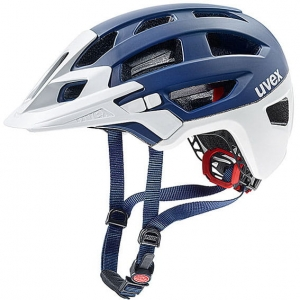 Kask rowerowy Uvex Finale Blue White Mat R: 52-57cm