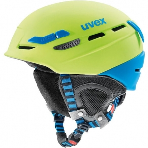 Kask skitourowy Uvex - p.8000 Tour Lime Blue Mat R: S-M(55-59cm)