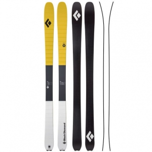 Narty Black Diamond Route 88 - 168cm