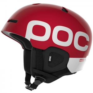 Kask narciarski POC Auric Cut Backcountry SPIN Bohrium Red - XL/XXL: 59-62cm