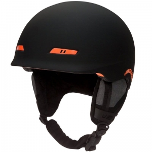 Kask Quiksilver - Play Shocking Orange - M: 56cm