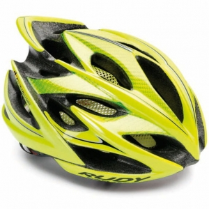 Kask Rudy Project Windmax Yellow Fluo Black Shiny R: S/M (54-58cm)
