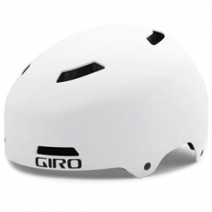 Kask rowerowy GIRO QUARTER Matte White Lime R: S(51-55cm)