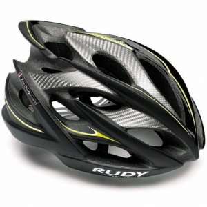 Kask Rudy Project Windmax Black Yellow Fluo R: S/M (54-58cm)