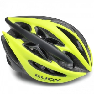 Kask rowerowy Rudy Project Sterling+ Yellow Fluo Black Matte R: S/M(54-58cm)