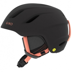 Kask damski GIRO Era MIPS Matte Black Peach Out R: M(55,5-59cm)