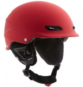 Kask Quiksilver - Wildcat Fiery Red - M: 58cm