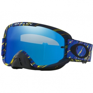 Gogle Oakley Bike O-Frame 2.0 MX Rainof Terror / Ice Iridium