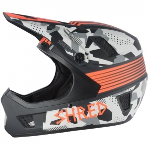 Kask rowerowy Shred - Brain Box RES Tundra R: L/XL (59-64cm)