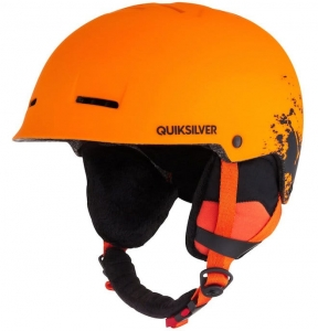 Kask Quiksilver - Fusion Bright Orange - S: 56cm