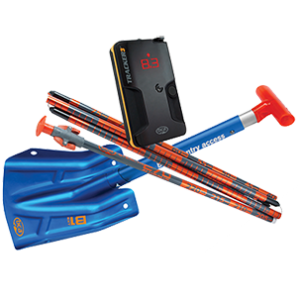 Zestaw lawinowy Backcountry Access BCA - T3 Detektor Avalanche Rescue Package