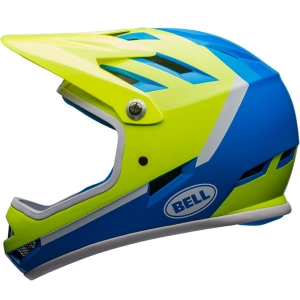 Kask rowerowy BELL Sanction Gloss Force Blue Retina Sear Assassin R: L(58-60cm)