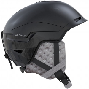 Kask Salomon - Quest Access Women Black Glossy - S(53-56cm)