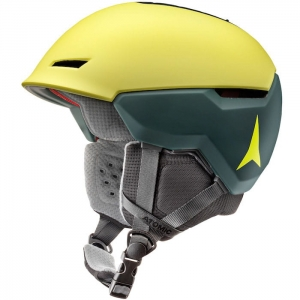 Kask Atomic - Revent + LF Yellow - S(51-55cm)