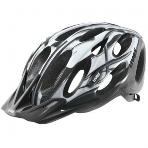 Kask rowerowy Uvex Flash White Black R: 52-57cm