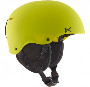 Kask Anon Burton - Endure Lime - M: 57-59cm