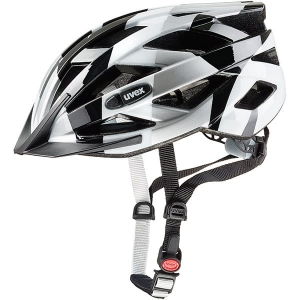 Kask rowerowy juniorski Uvex Air Wing Black White R: 52-57cm