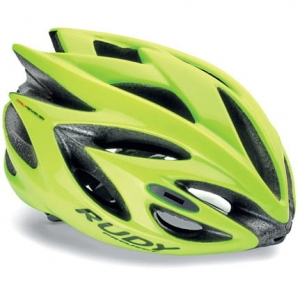 Kask Rudy Project Rush Yellow Fluo R: L (59-62cm)