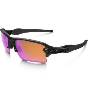 Okulary Oakley Flak 2.0 XL Poliched Black / Prizm Trail