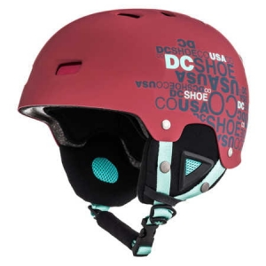 Kask  DC - Unleashed 14  Red - S: 56cm
