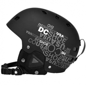 Kask  DC - Unleashed 14 Black - S: 56cm